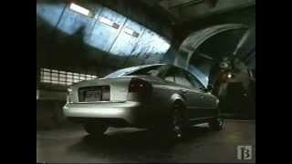 1998 Audi A6 Commercial