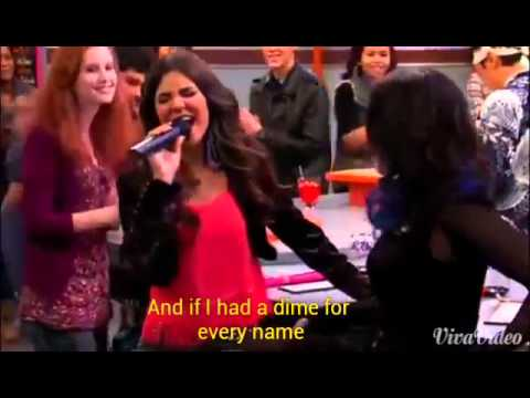 Victorious-Take a Hint(lyrics+video)