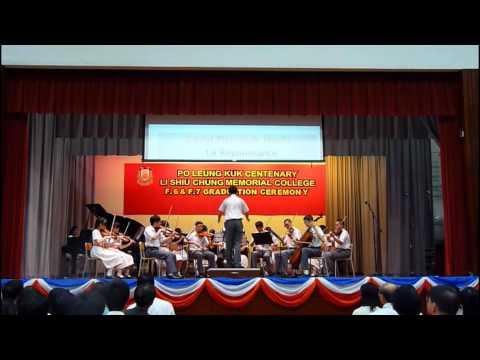 120601 - Plkclscmc Chamber Orchestra @ 2012 Graduation Ceremony