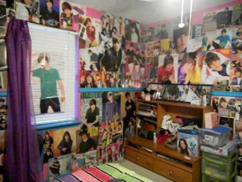 Justin Bieber S Best Belieber Room Ever Youtube