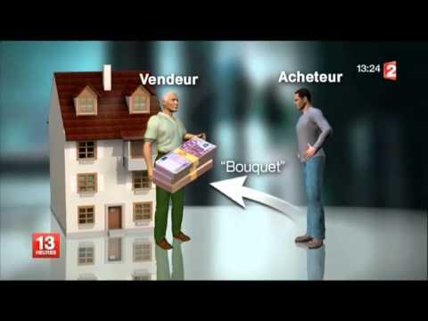 Viager: BM FINANCE au journal de 13h sur France 2