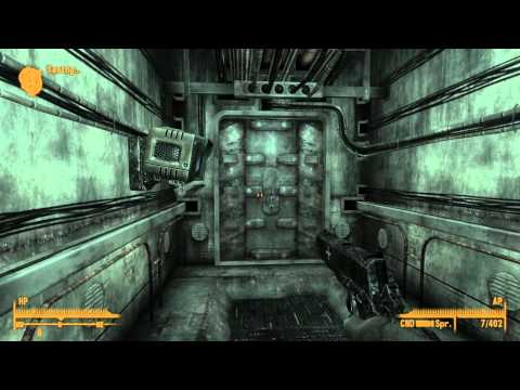 Fallout New Vegas Mods: Vault 121 - Part 1