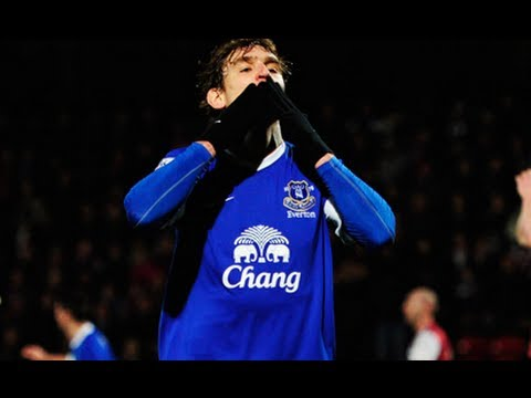 Cheltenham 1-5 Everton | The FA Cup 3rd Round 2013