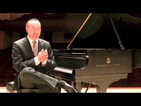 Jon Kimura Parker: Brahms Piano Concerto No. 1 (Concerto Chat)