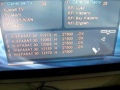 Openbox S10 HD FtaZulia Venezuela