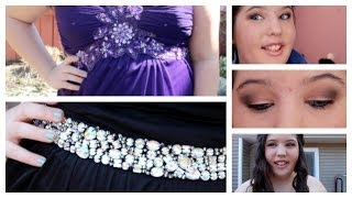 Prom Makeup, Hair & Outfit Ideas!!