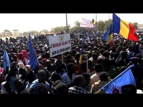 Tchad: manifestation en soutien à l'armée contre Boko Haram