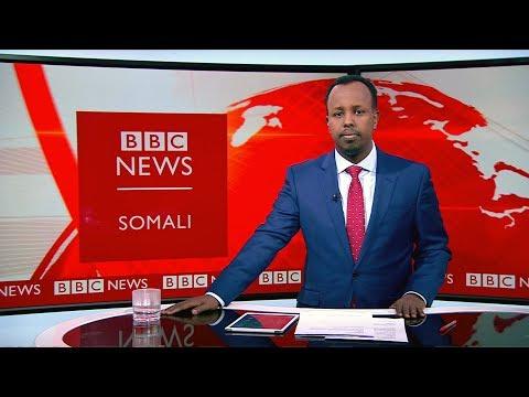 WARARKA TELEFISHINKA BBC SOMALI 08.11.2018 thumbnail