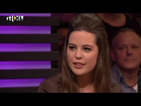 Robin Martens had leukemie - RTL LATE NIGHT