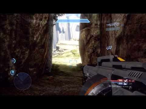 Halo 4 Multiplayer Gameplay Commentary Tips and Tricks for Ragnarok Infinity Slayer