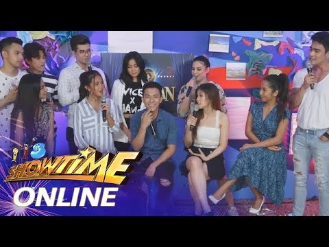 It's Showtime Online: Metro Manila contender Samuel Razo has a twin brother