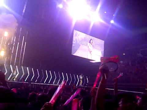 Way to Go @ Girl's Generation Tour in Bangkok 2012