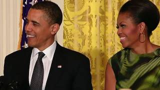 (Weekly Address) The First Lady Marks Mother's Day and Speaks Out on the Tragic Kidnapping in Nigeria  5/10/14