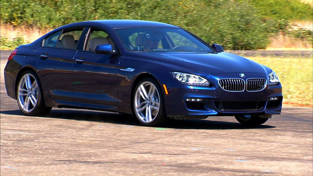 2013 Bmw 640 Gran Coupe Car Tech Youtube