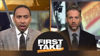 Stephen A. and Max react to Blake Griffin trade to Pistons | First Take | ESPN