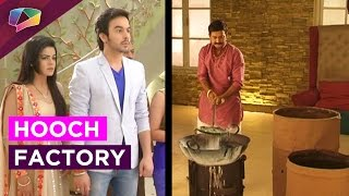 Pandey Niwas turns into Jaiswal Niwas and a Hooch factory