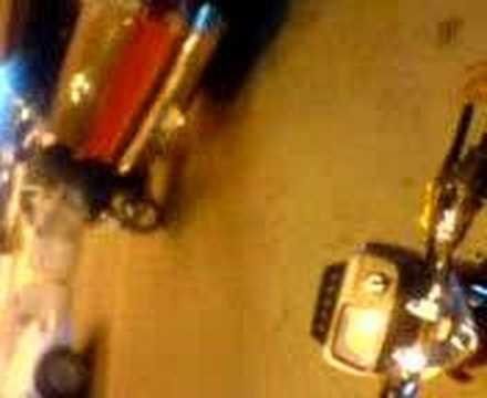 hajj 2008 motorbike ride in makkah