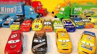 Disney Pixar Cars Character Encyclopedia with Dale Earnhardt Jr  RPM 64, Octane Gain and Nitroade