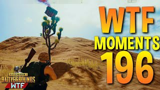 PUBG Funny WTF Moments Highlights Ep 196 (playerunknown's battlegrounds Plays)