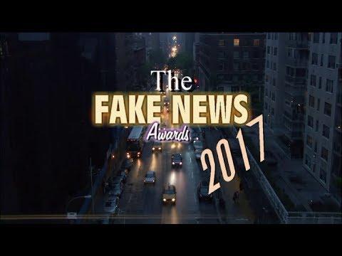 The Fake News Awards 2017