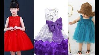 Summer Dress For kids  Baby GirlSummer Frocks Summer Dress Summer Dress Girls