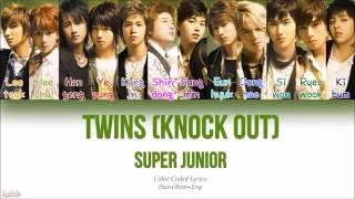 Watch Super Junior Twins knock Out video