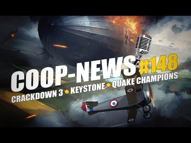 «Операции Гидра» для CS:GO, Новая игра от разработчиков Warframe, новый герой в Quake Champions / Coop-News #148