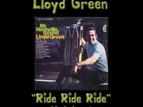 Lloyd Green - Ride Ride Ride