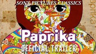 Paprika (2006) - Official Trailer