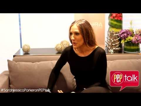 "PEPtalk. Sarah Jessica Parker: Manila ""is one of the most exciting places..."""