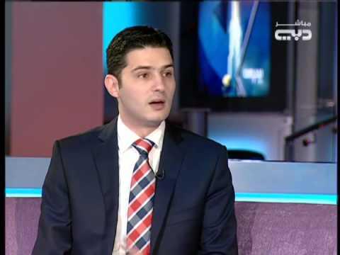 Nour Eldeen on Dubai TV 28.Feb.2013