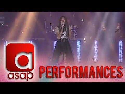 "ASAP: Janine Berdin performs her rendition of ""Nosi Balasi"""