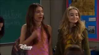 Girl Meets World- Riley and Maya are kicked out of their new class | Girl Meets Gravity