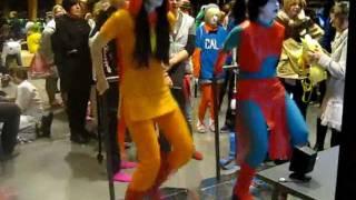 Vriska VS Terezi dance strife 2 - Desucon Frostbite 2012