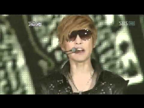 Kimhyunjoong - Break Down sbs Music Festival 가요대전 20111229 video