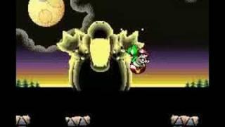 Yoshi's Island: Final Boss