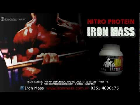 Nitro Protein Iron Mass