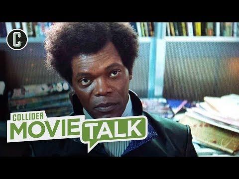 """Glass Footage Promises """"Grounded Superhero Movie"""" - Movie Talk"""