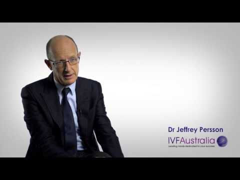 Dr Jeffrey Persson, IVFAustralia