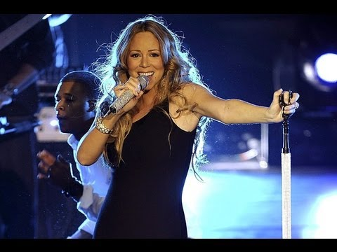 Mariah Carey - Sin Ti (Without You) Live