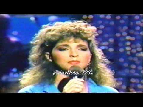 Gloria Estefan & Miami Sound Machine - Words Get In The Way (1987 Live)(lyrics in description)(X)