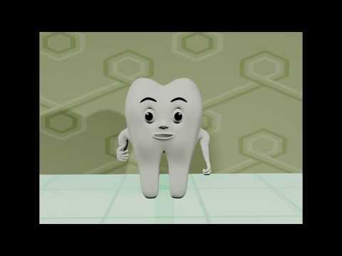 Film Animasi 3D Keren Dan Lucu Kesehatan Gigi Dan Mulut | STMIK AMIKOM Purwokerto