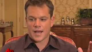 Thumb Matt Damon teme que Sarah Palin sea Presidenta