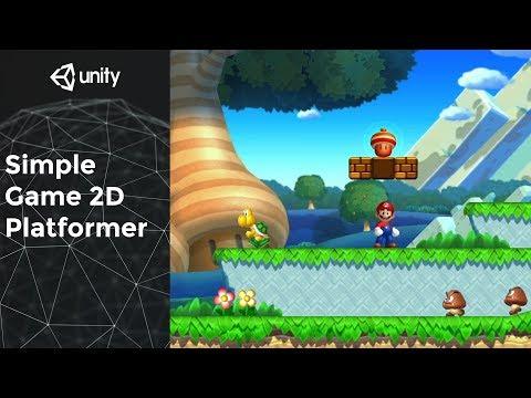 Tutorial Cara Membuat Game 2D Menggunakan Unity