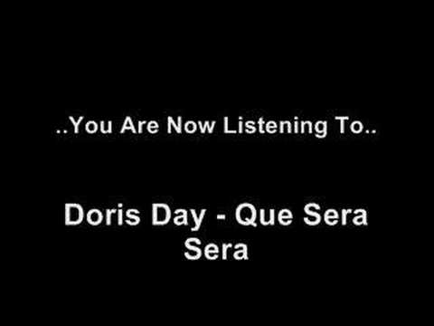 Doris Day - Que Sera Sera video