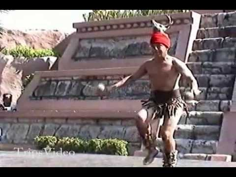 Mexico Mazatlan Deer Hunting Dance