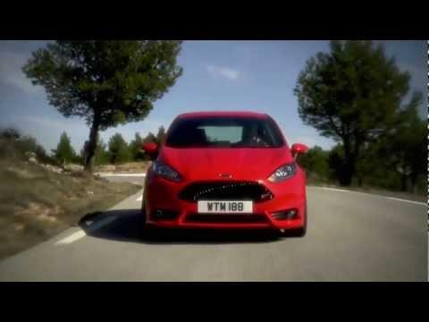 Ford Fiesta ST - Промо