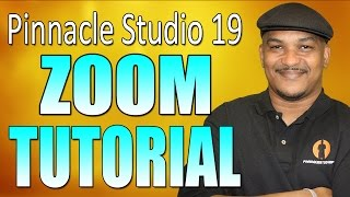 Pinnacle Studio 19 Ultimate - Zoom Tutorial
