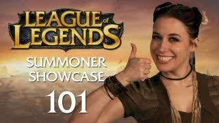 Sculpture galore - Summoner Showcase #101