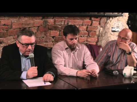 Wydarzenia Miesiąca - W.Gadowski R.Kapuściński W.Tyrański